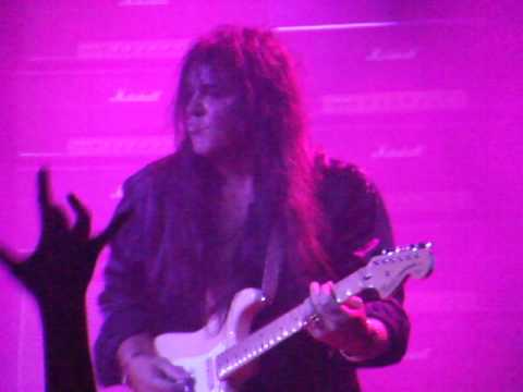 Yngwie Malmsteen - Dreaming/Gates Of Babylon/Into Valhalla {Irving Plaza NYC} 4/30/13