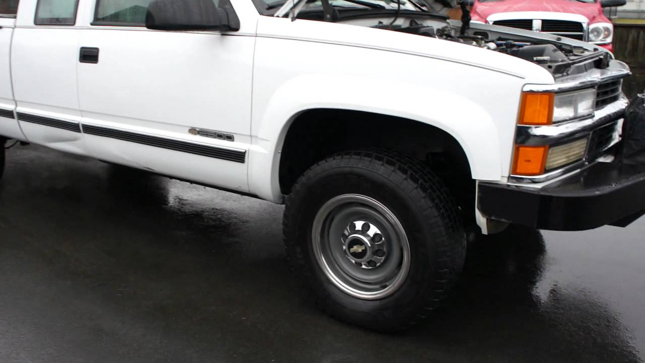 medium resolution of 1996 chevrolet silverado 2500 ext cab 4x4 at kolenberg motors ltd