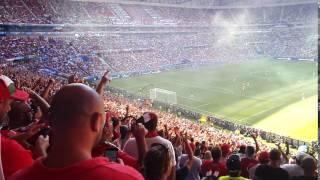 UEFA EURO 2016 Hungary - Portugal