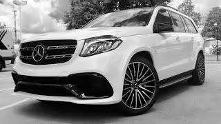 2017 Mercedes Benz AMG GLS63: GLS Class Full Review /Exhaust /Start Up /Short Drive