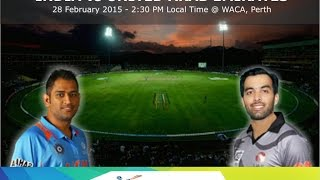 india vs uae maukamauka indvsuae cricket worldcup 2015 star sports after defeating south africa sa