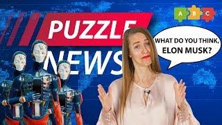 Puzzle News: лучшее об английском за неделю | 8 выпуск
