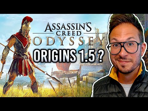 J'ai joué à ASSASSIN'S CREED ODYSSEY, un Origins 1.5 ? GAMEPLAY