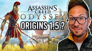 J'ai joué à ASSASSIN'S CREED ODYSSEY, un Origins 1.5 ? GAMEPLAY