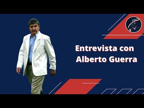 Entrevista con Alberto Guerra!!!