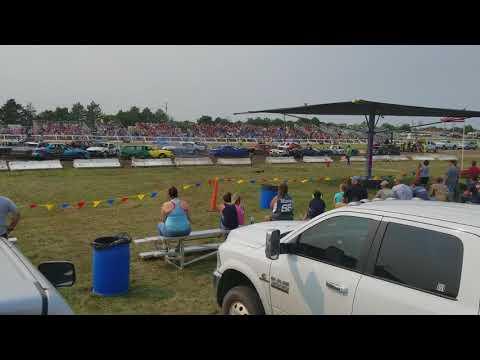 2017 nebraska state fair demo derby old-school