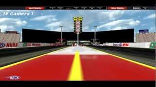 NHRA Drag Racing 2- Top Fuel Dragster at Texas Motorplex