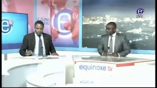 JOURNAL BILINGUE EQUINOXE TV DU DIMANCHE 08 AVRIL 2018