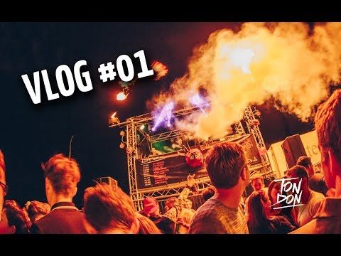 FESTIVAL-POWER \/ Ton Don Vlog #01