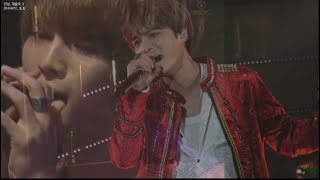 [HD] 2018.07. 일본 고베 김재중 콘서트 이벤트 'Tohoshinki メドレー' ...
