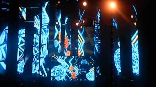 "deadmau5- ""Suckfest9001"" / ""Infra Super Turbo Pig Cart Racer"" @ The Gift Tampa 12/26/13"