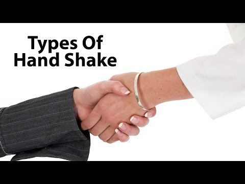 Types Of Handshakes | Body Language Tips
