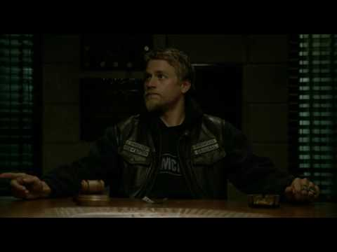 Sons of Anarchy Season 4 Ending