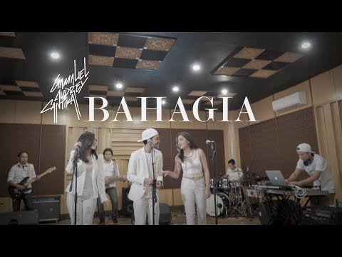 Mix - Gamaliel Audrey Cantika - Bahagia ( Studio Session )