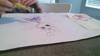 How to draw fairy princess with instructions