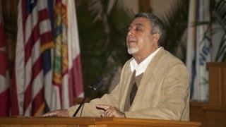 """Armando de Armas - Panel III - """"Declaración de Viña del Mar.: Compromiso con la Democracia"""""""