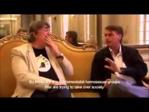 4ce8cb873a Jair Bolsonaro detona os gays em entrevista    Nós