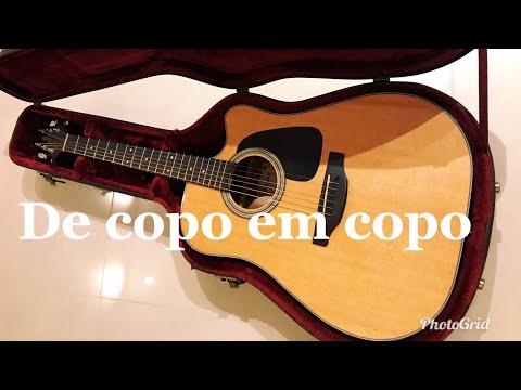 De copo em copo - George Henrique e Rodrigo - Cover Dalmi Junior