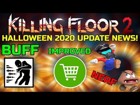 Kf2 Halloween 2020 Music Killing Floor 2 | HALLOWEEN 2020 UPDATE NEWS!   Changes And