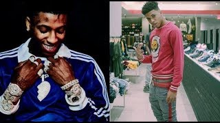Crips Address Nle Choppa Who Was Accused Of Stealing Nba Youngboy Style...DA PRODUCT DVD