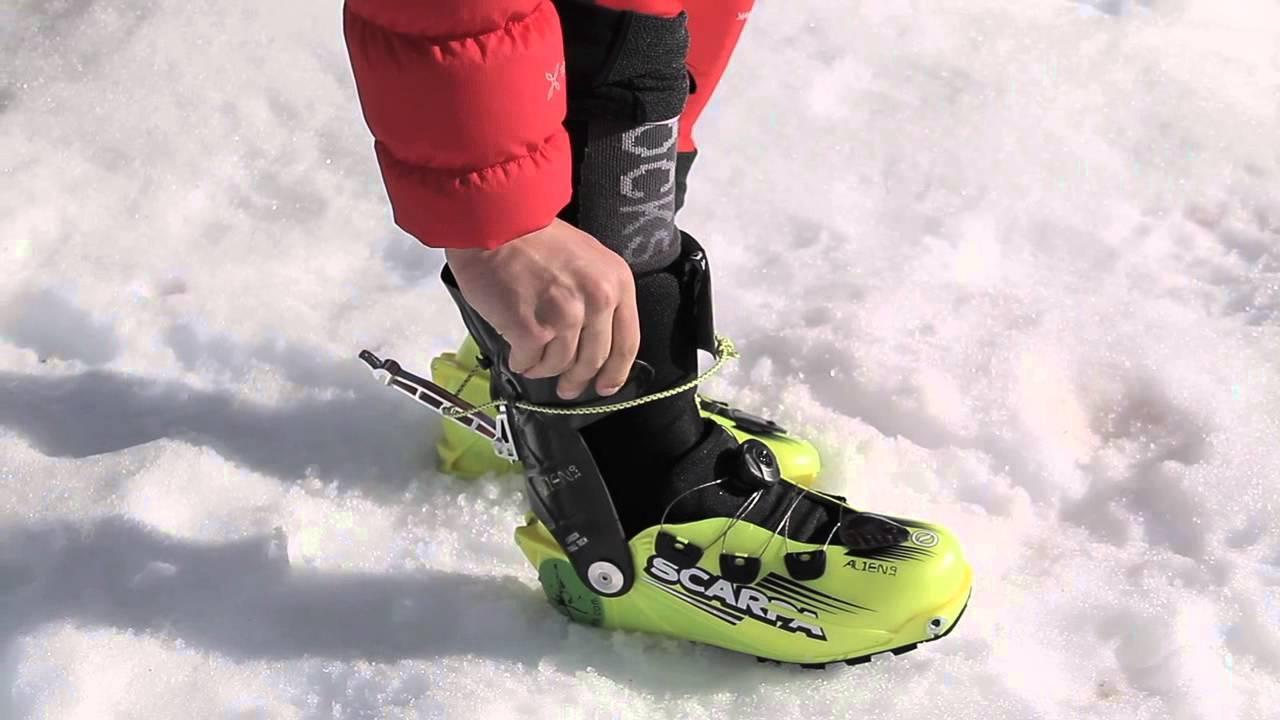 e88aa520709 Material Ultra Ligero en Esquí de Montaña - YouTube