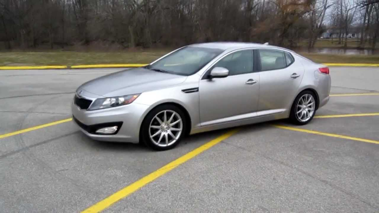 2012 Kia Optima Custom >> My 2011 Kia Optima (With Lowering Springs) - YouTube