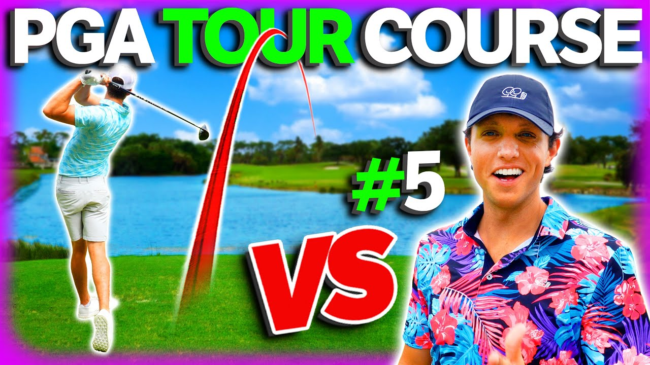 We Played A PGA Tour Golf Course For Saturday Match #5