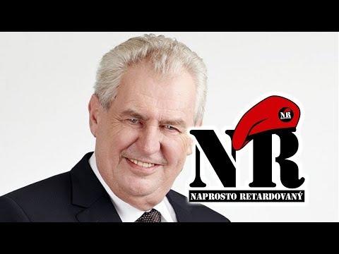 NR kandidáti 2018 - Miloš Zeman