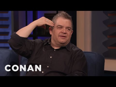 "Patton Oswalt: Someone Is Creating The Next ""Game Of Thrones"" Right Now - CONAN on TBS"