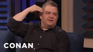 """Patton Oswalt: Someone Is Creating The Next """"Game Of Thrones"""" Right Now - CONAN on TBS"""