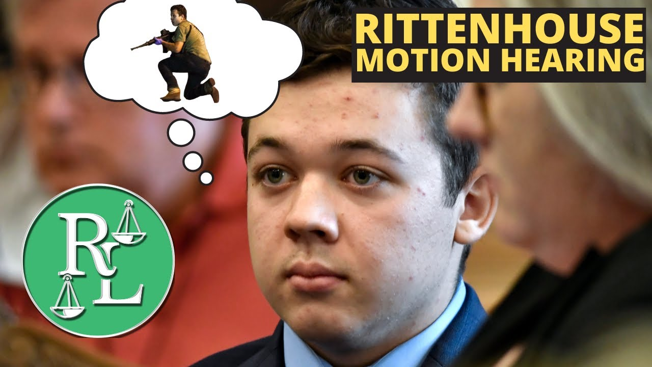 Download Kyle Rittenhouse Motion Hearing WATCH PARTY