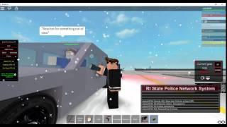 [RISP] Roblox Rhode Island State Homeland Security Patrol [S1E1]