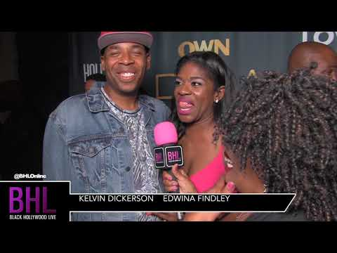 Edwina and Kelvin Dickerson chat about unconditional love with BHL Host Carla Renata