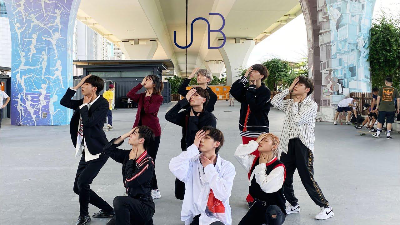 [KPOP IN PUBLIC] UNB - 감각 (Feeling) Dance Cover by SNDHK from Hong Kong
