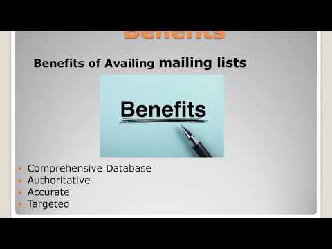 Poland Credit Services Mailing List