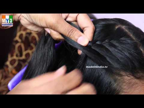 AMAZING INDIAN HAIR STYLES | Traditional Hairstyles for Indian Girls |