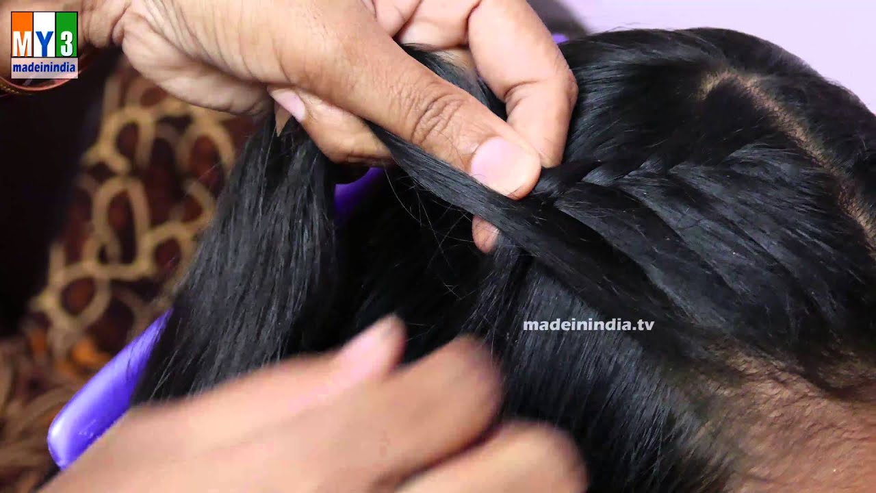 Stylish Haircut For Indian Girl