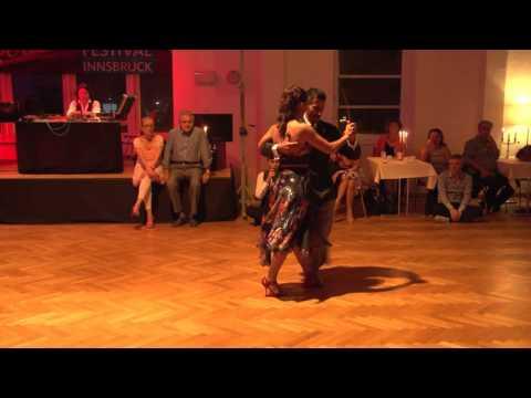 "Christian Marquez & Virginia Gomez ""Los Totis"" 1, intro Pepa Palazon, Tangofestival Innsbruck, 2015"