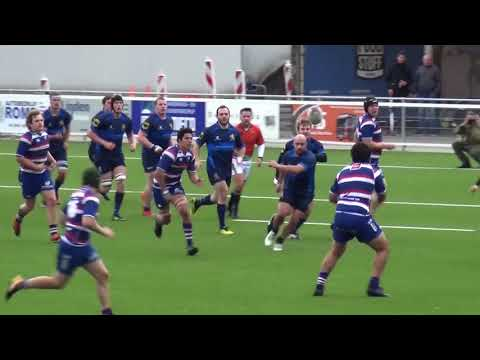 Rugby 2017 Waterland   Gooi 7 10 2017 highlights