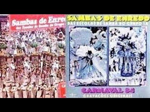 🎵 Grandes Sambas Enredo dos Carnavais de 1983 / 1984 - Rio de Janeiro 🎵