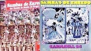 Baixar 🎵Grandes Sambas de Enredo - Os Melhores Sambas Enredo do Carnaval Rio 1983 / 1984 🎵