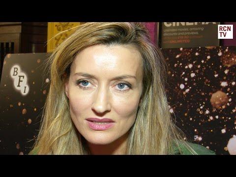 Natascha McElhone London Town Premiere