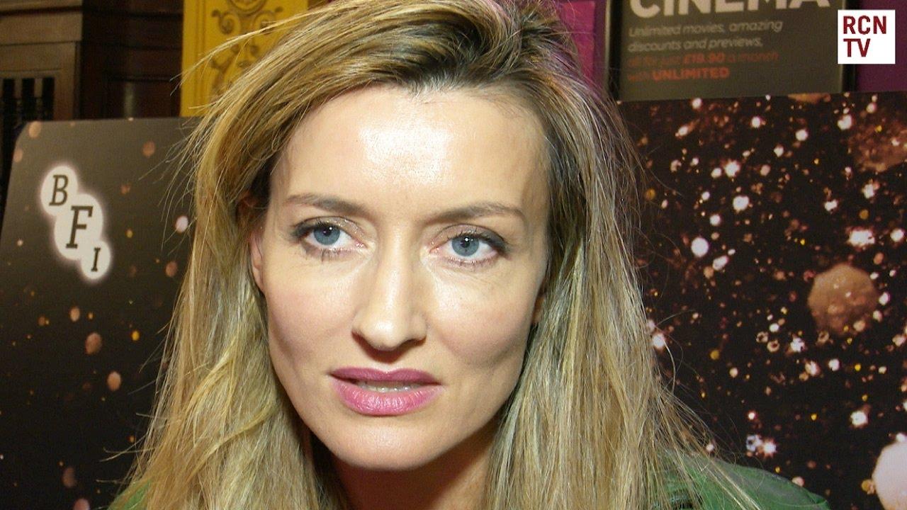 Natascha McElhone London Town Premiere - YouTube
