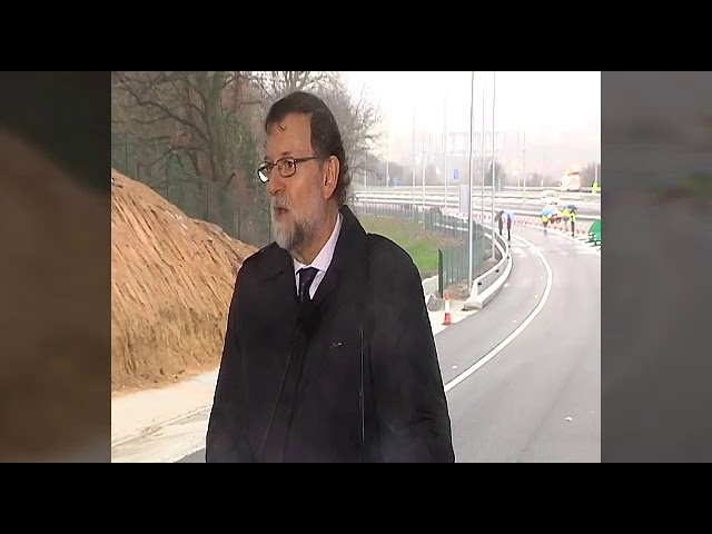 """Rajoy bromea con su último lapsus: del """"feliz 2016"""" al –ahora sí– """"feliz 2018"""""""