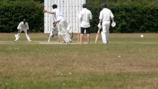 How Playing a Village Cricket Match Looks in the Uk