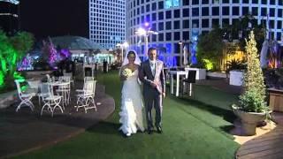 Кусочек Японии на свадьбе