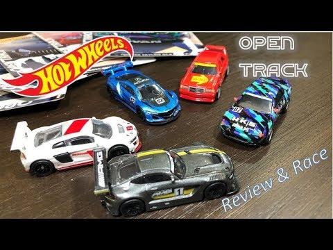 Hot Wheels 2019 - Open Track - Car Culture Review & Race