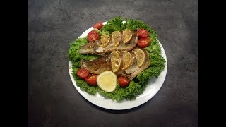 The Easiest and Healthiest Oven Baked TROUT with Lemon