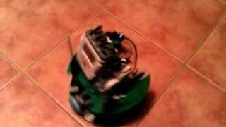 EMC SQUARED Omni-wheel test