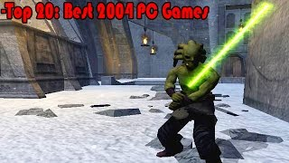 Top 20: Best Games 2004